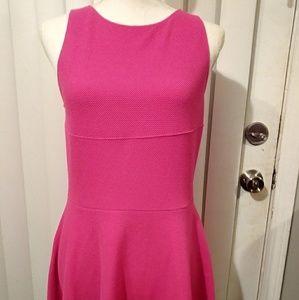 Cato hot pink dress